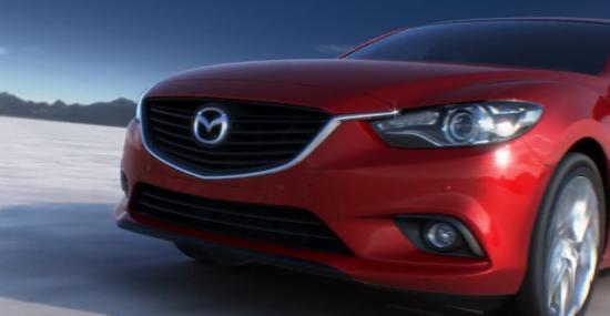 Top Marks for Mazda6