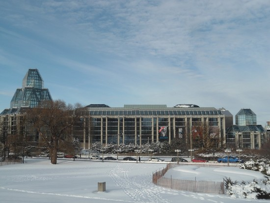 Art Galleries of Ottawa: Exploring Canada's Capital from an Artists Perspective Part 1