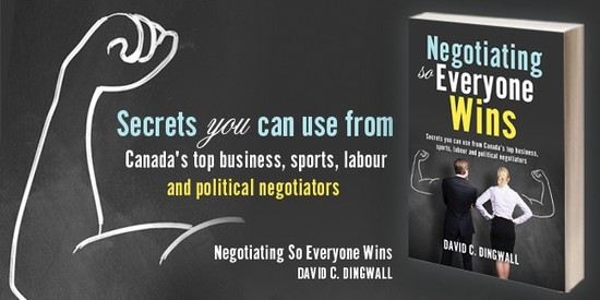 Book Review: A GOOD READ! Negotiating So Everyone Wins by David C. Dingwall