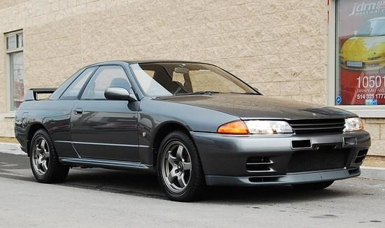 Nissan Skyline GT-R: Automotive Weapon & Forbidden Fruit