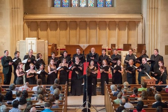 The Ottawa Bach Choir's Intimate Concert at the Home of Bill and Jean Teron