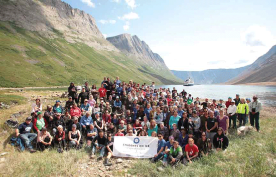 Students on Ice: Arctic Expedition A Voyage of Discovery and Transformation