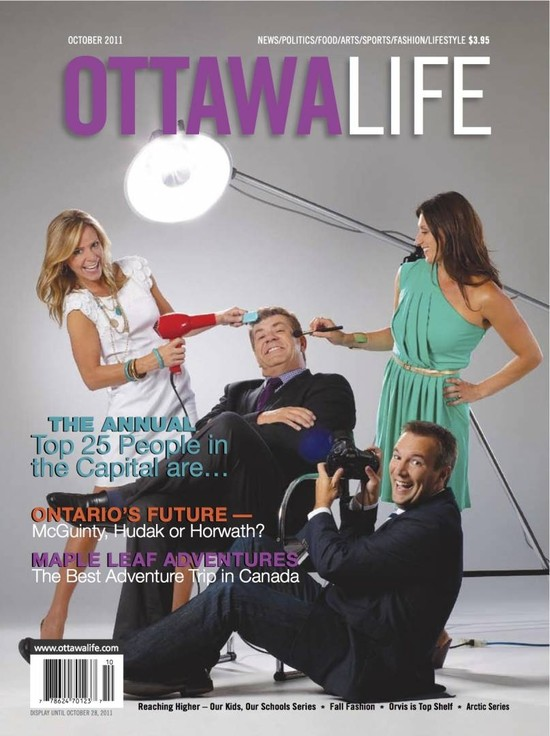 Note from the Publisher: Top 25 of Ottawa