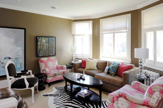 Homes: The Layered Living Room