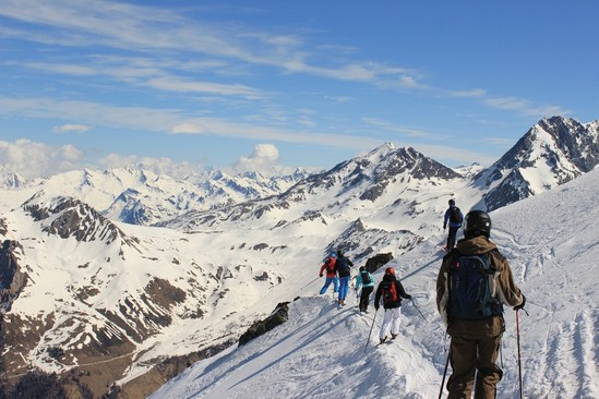 Celebrate Winter With an All-Inclusive Adventure in the French Alps