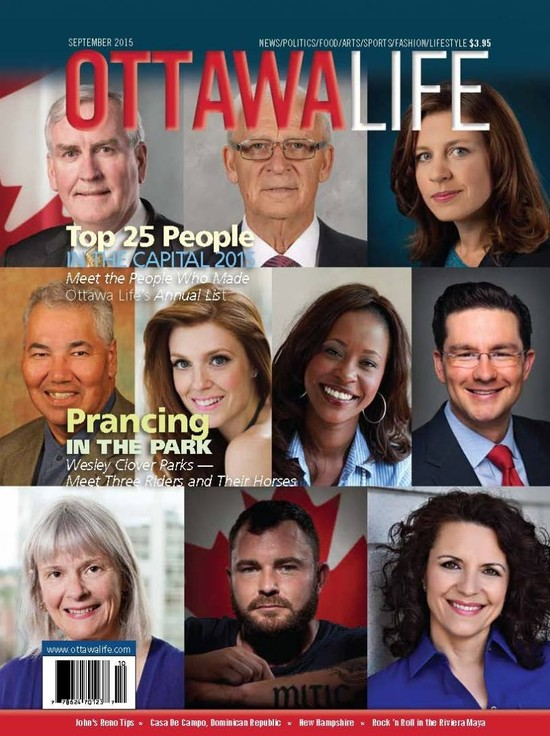 Top 25 People in the Capital 2015