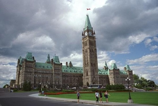 Evoking Memories on Parliament Hill: The War of 1812
