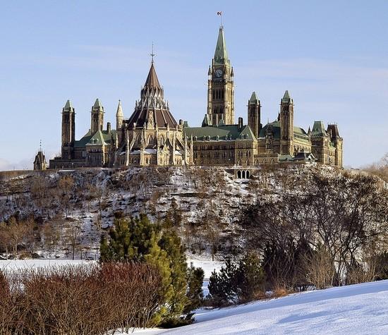 Winter Hot Spots in Ottawa