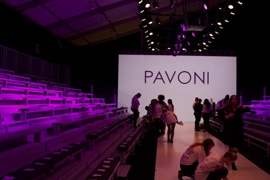 Toronto Fashion Week Wrap-up: Pavoni