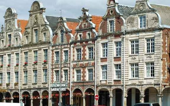 Travel: Arras, Lille & Normandy, France