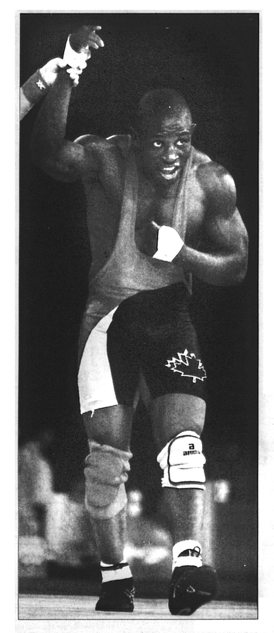 Canada's Sports Hall of Fame Profile: Daniel Igali