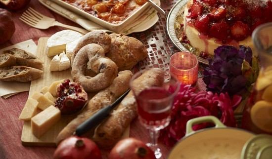 Easy Holiday Potluck Recipes