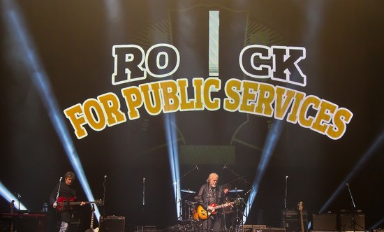 """""""Takin' Care of Business"""" with Randy Bachman and CUPE's Rock for Public Services"""