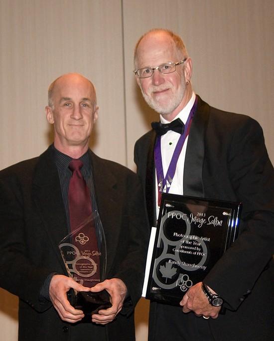 Ottawa Photographer Wins Premier Canadian Photographic Artist of the Year Award!