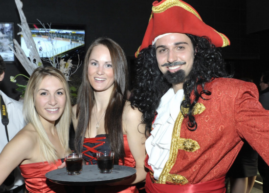 Real Sports Bar & Grill Grand Opening: The Ottawa Chapter