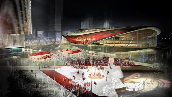 Melnyk's Sens-backed RendezVous Group Chosen by NCC for For Future of LeBreton Flats