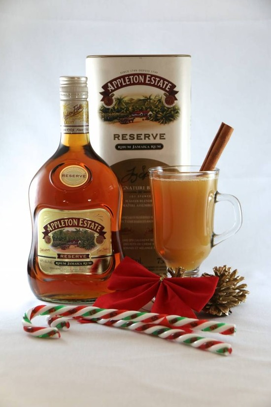 Holiday Cheer: Reserve Jamaican Hot Buttered Rum