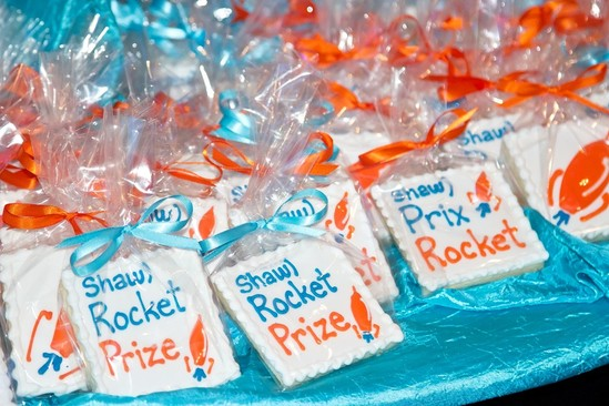 Shaw Rocket Prize Awarded by Kids for Kids