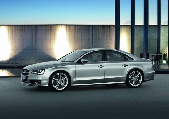 The Audi S8: The new standard for luxury sedans