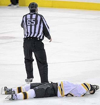 The NHL's Concussion Epidemic