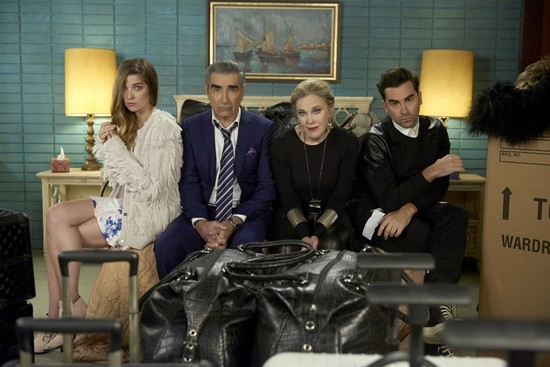 Schitt's Creek: A Levy Twist on TV Comedy