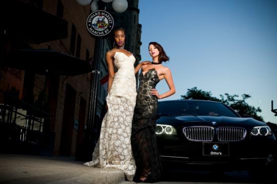 David McCaffrey: Ottawa's Leading Bridal Couturier Ventures into Eveningwear