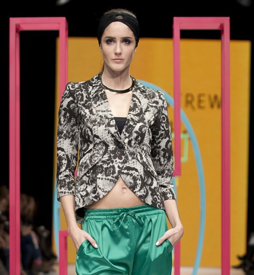 LG Fashion Week - Spring/Summer 2012: Day One