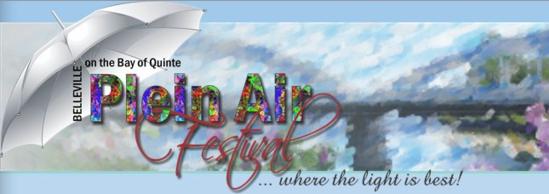 Calling All Artists: Belleville Plein Air Festival ... Where the Light Is Best