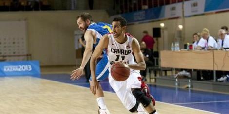 Canadian Basketball Thrives in Kazan