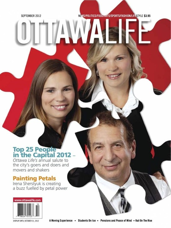 OLM'S Top 25 People in the Capital 2012