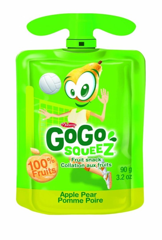 Fun Food for Kids: GoGo squeeZ