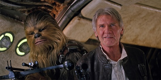 """The Force Awakens"" Fulfills Old Promises, Makes New Ones"