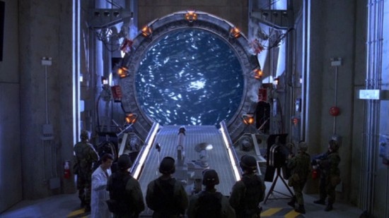 "Putting the ""Science"" in ""Science Fiction"": The Stargate"
