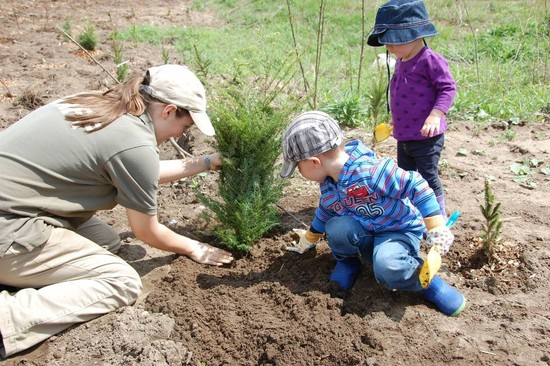 Help Re-Green Chanonhouse Park This Saturday