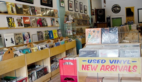 The Record Centre Puts a New Spin on the Growing Vinyl Market