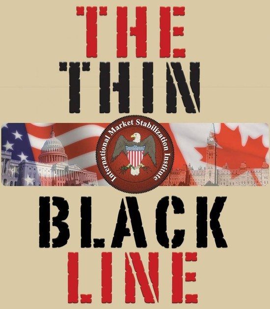 Must Read: The Thin Black Line by Simon Gervais