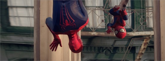 Evian and Spiderman Team Up for Latest Campaign