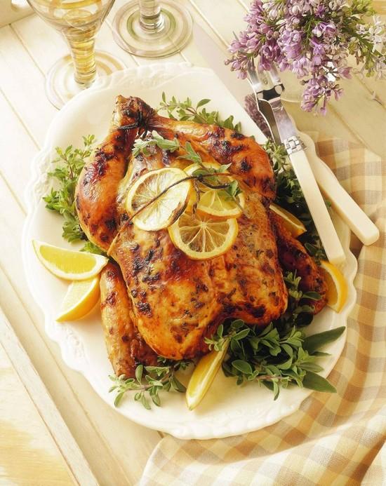 Modernize Your Weeknight Chicken Dinner