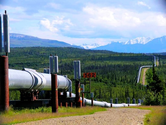 An Alternate View on Pipelines — Transport Ammonia not Crude