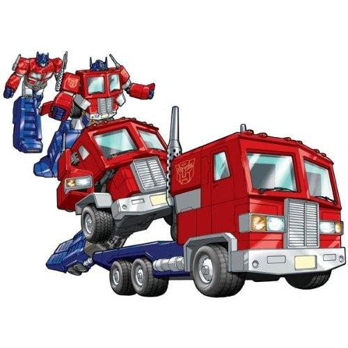 "Putting the ""Science"" in ""Science Fiction"": Transformers 1 - Adjustable Vehicles"