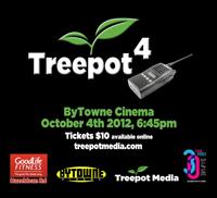 Celebrate independent filmmaking at Treepot Indie Filmmaker Showcase 4