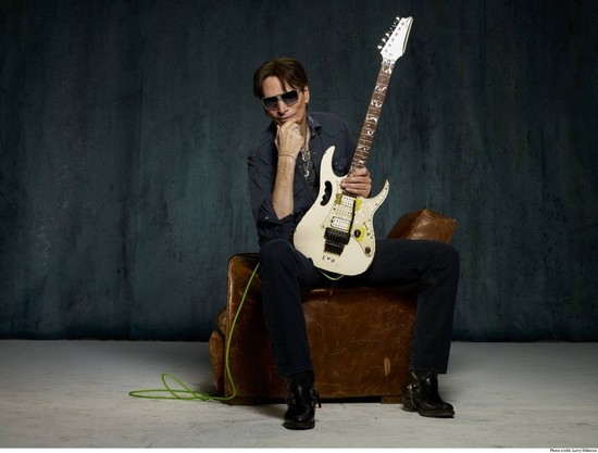 """An Explosion of Freedom!"" Legendary Guitarist Steve Vai Set to Bring Passion and Warfare to Algonquin College"