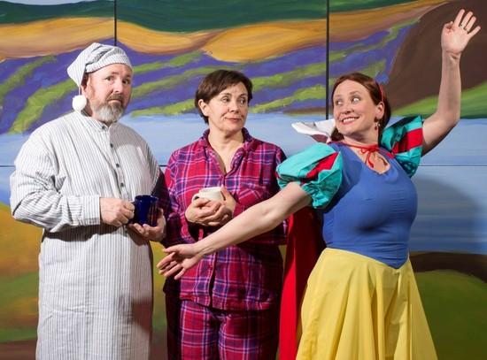 'Vanya and Sonia and Masha and Spike' at the Gladstone