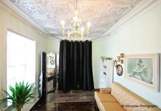 Victorian Vogue -- Ceiling Drama