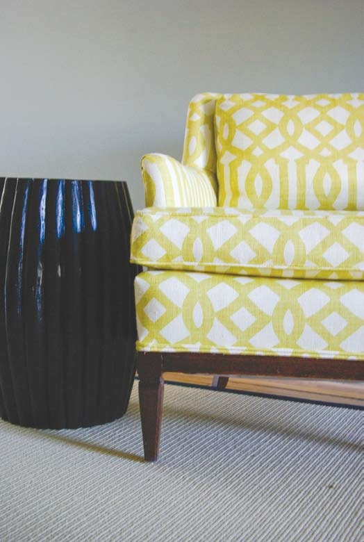Transforming Vintage Furniture = Personality