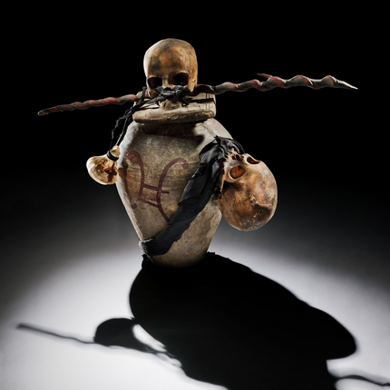 Rare artifacts reveal the real meaning of Haiti's Vodou tradition