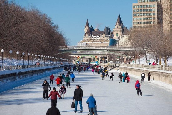 Winterlude: The Key to Enjoying Winter in Ottawa