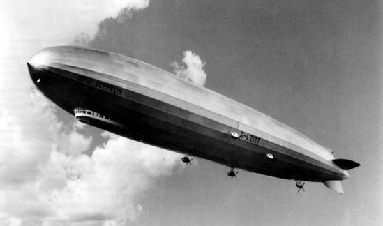 "Putting the ""Science"" in ""Science Fiction"": Zeppelins and Airships"