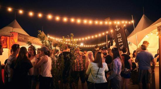 A huge beer fest kicks off in Gatineau featuring 350 varieties of beer, a ferris wheel and more