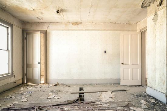The dangers of renovating historic buildings